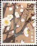 sellos de Asia - Japón -  Scott#2182 intercambio 0,35 usd 50 y. 1993