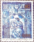 Stamps of the world : Japan :  Scott#3267i intercambio 0,90 usd 80 y. 2010
