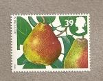 Stamps United Kingdom -  Frutos de otoño