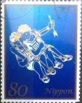 sellos de Asia - Japón -  Scott#3632c intercambio 1,25 usd 80 y. 2013