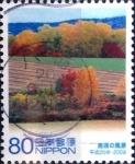 Stamps Japan -  Scott#3040c intercambio 0,55 usd 80 y. 2008