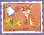 Stamps Hungary -  INTERCAMBIO