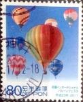Sellos de Asia - Japón -  Scott#3299d intercambio 0,90 usd 80 y. 2011