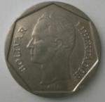 monedas del Mundo : America : Venezuela :  1998 - 100 Bolivares