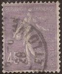 Sellos de Europa - Francia -  Sembradora 1926  45 cents