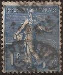 Sellos de Europa - Francia -  Sembradora 1926  1 Fr