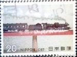 Sellos de Asia - Japón -  Scott#1189 nf2b intercambio 0,20 usd 20 y. 1974