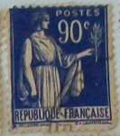 Sellos del Mundo : Europa : Francia : Paix