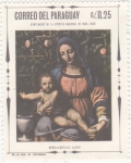 Stamps Paraguay -  centenario epopeya nacional