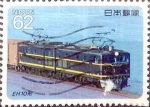 Stamps of the world : Japan :  Scott#2005 intercambio 0,35 usd 62 y. 1990