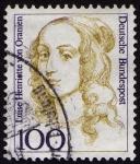 Stamps Germany -  INT-LUISE HENRIETTE VON ORANIEN