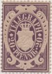 Stamps Germany -  Baviera Y & T Nº 10 [TT]