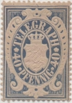 Stamps Germany -  Baviera Y & T Nº 12 [TT]