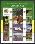Stamps Colombia -  Amazonas
