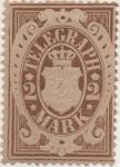 Stamps Germany -  Baviera Y & T Nº 15 [TT]