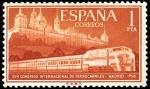 Sellos del Mundo : Europa : España : ESPAÑA SEGUNDO CENTENARIO NUEVO Nº 1235 ** 1P ROJO