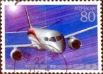 Stamps of the world : Japan :  Scott#3258e intercambio 0,90 usd 80 y. 2010