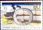 Sellos de Asia - Japón -  Scott#3345b intercambio 0,90 usd 80 y. 2011