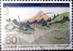 Stamps Japan -  Scott#3345e intercambio 0,90 usd 80 y. 2011