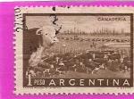 Sellos del Mundo : America : Argentina :  Ganaderia Argentina