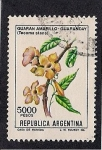Stamps Argentina -  Guaranday