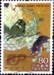 Sellos de Asia - Japón -  Scott#3022 intercambio 0,55 usd 80 y. 2008