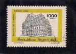Sellos del Mundo : America : Argentina :  Palacio del correo