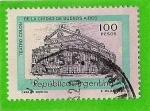 Stamps Argentina -  Tatro colon de Buenos Aires