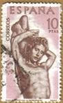 Stamps Spain -  BERRUGUETE - San Sebastian