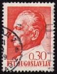 Sellos de Europa - Yugoslavia -  COL-Josip Broz,