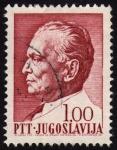 Stamps Yugoslavia -  COL-Josip Broz,
