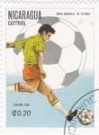 Sellos del Mundo : America : Nicaragua : Copa Mundial de Futbol España'82