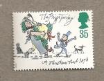 Sellos de Europa - Reino Unido -  Navidades 1993