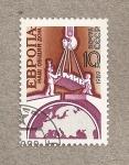 Stamps Russia -  Europa, nuestra casa común