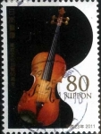 Stamps of the world : Japan :  Scott#3384f intercambio 0,90 usd 80 y. 2011