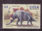 Sellos de America - Cuba -  Dinosaurios
