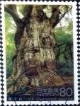 Sellos de Asia - Japón -  Scott#2451 intercambio 0,40 usd 80 y. 1995