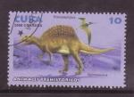 Sellos de America - Cuba -  Dinosaurio