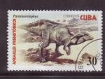 Stamps Cuba -  dinosaurios