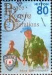 Stamps Japan -  Scott#3441 intercambio 0,90 usd 80 y. 2012
