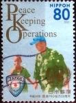 sellos de Asia - Japón -  Scott#3441 intercambio 0,90 usd 80 y. 2012