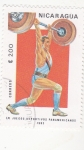 Stamps : America : Nicaragua :  IX juegos deportivos panamericanos