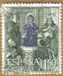 Sellos del Mundo : Europa : España : Jesus y los Doctores - Anonimo