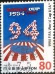 sellos de Asia - Japón -  Scott#3236l intercambio 0,90 usd 80 y. 2010