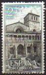 Sellos de Europa - España -  ESPAÑA 1964 1564 Sello Nuevo Monasterio Sra. Mª de Huerta Claustro