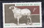 Sellos de Africa - Mali -  cabra