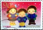 Sellos de Asia - Japón -  Scott#3271c intercambio 1,00 usd 90 y. 2010