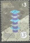 Sellos de America - Argentina -  INTERCAMBIO CATÁLOGO GJ 4024 (0.25 U$S)