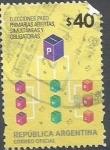 Stamps Argentina -  CATÁLOGO GJ 4018 (2 U$S)