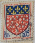 Stamps : Europe : France :  Amiens